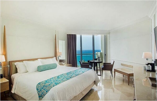 Super Deluxe Ocean View with Balcony