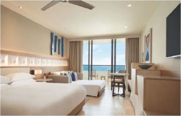 Ocean View King (With Sofa Bed)