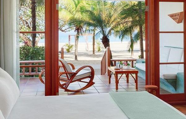 Beachfront Verandah Suite