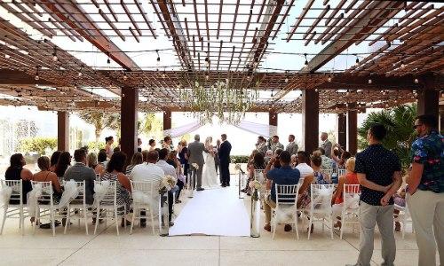 The Vine Lounge Terrace