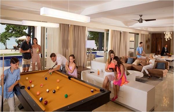 Diamond Club Chairman's Two Bedroom Oceanfront Suite