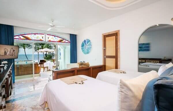 Junior Suite Veranda Ocean Front