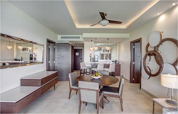 Luxury Presidential One Bedroom Suite