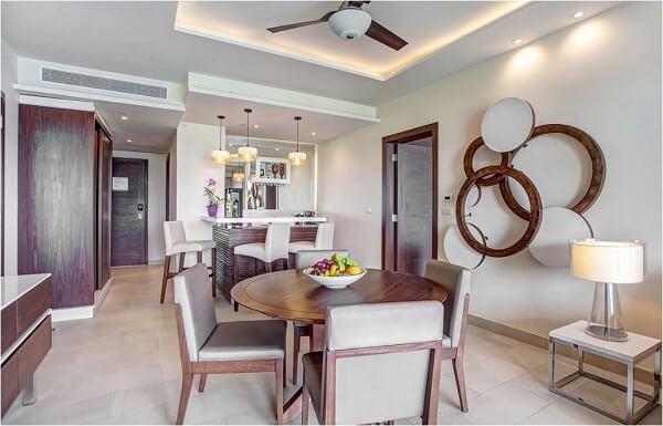 Luxury Presidential One Bedroom Suite Ocean View Diamond Club
