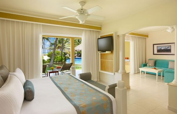 Preferred Club Master Two Bedroom Suite Tropical or Partial Ocean View
