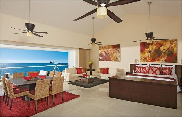 One-Bedroom Presidential Suite Ocean View