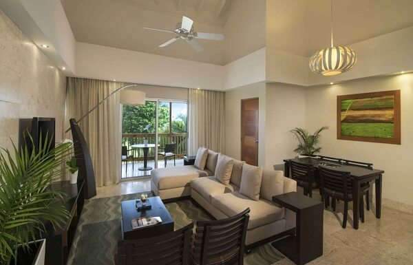 One & Two Bedroom Suites