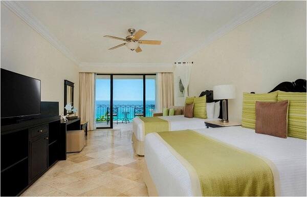 Preferred Club Luxury One Bedroom Suite Ocean View
