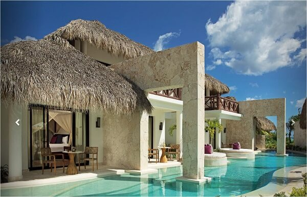 Preferred Club Bungalow Suite Swim Out Pool View