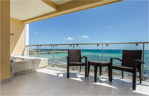 Preferred Club Ocean Front View