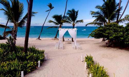 Beach Pergola