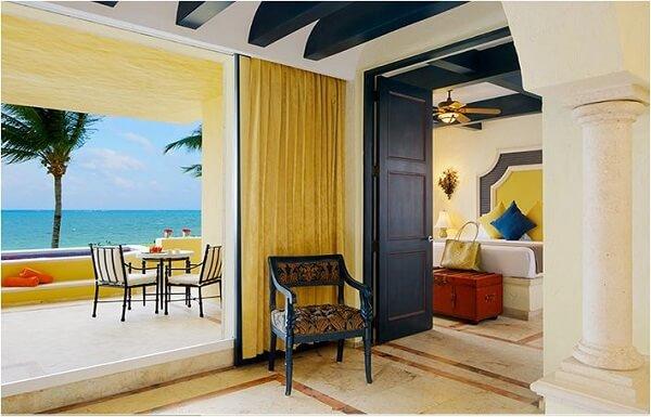 Romance Ocean Front Lover Suite
