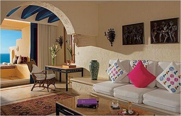 Romance Ocean Front One Bedroom Suite with Terrace