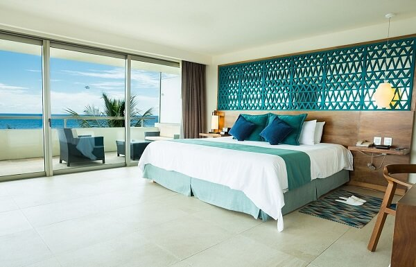 Preferred Club Rooftop Ocean View Suite with Plunge Pool