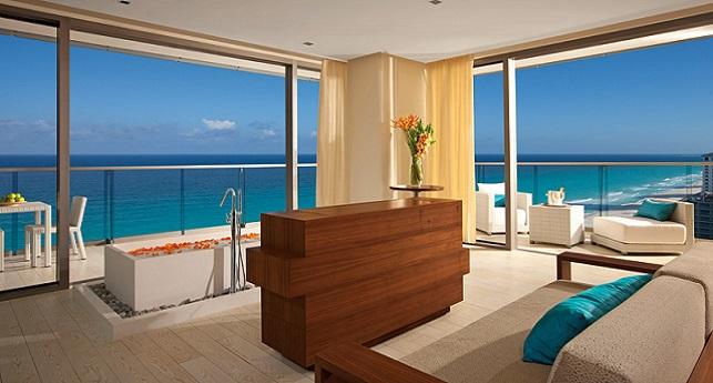 Honeymoon Suite Ocean Front