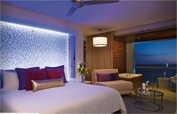 Xhale Club Junior Suite Ocean View