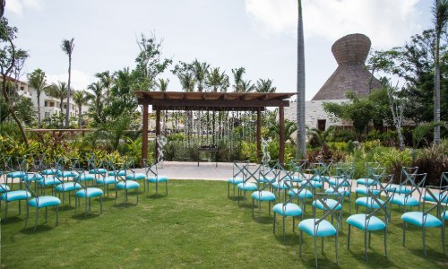 The Ceiba Garden