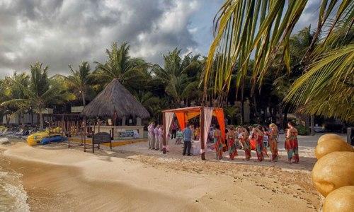 Beach Gazebo