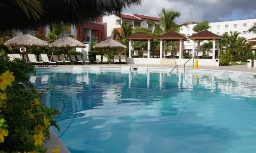 Garden View Pool