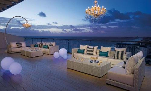 Presidential Suite Terrace