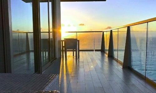 Honeymoon Suite Terrace