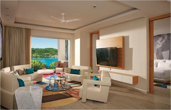 xhale club Master Suite Ocean View