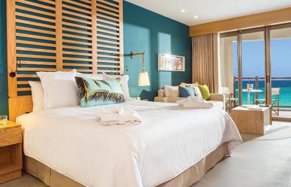 Preferred Club Junior Suite Ocean View room